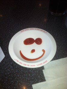 Sometimes WOW Only Takes 5 Seconds | Ketchup Smiley