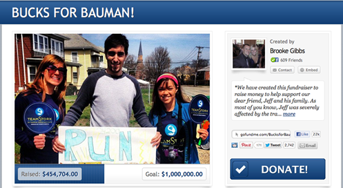 Boston Marathon Hero Jeff Bauman