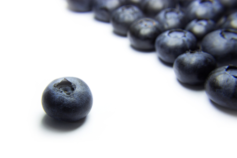 Jerks in Worplace Drain Productivity | Isolated Blueberry
