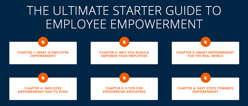 The Ultimate Starter Guide to Employee Empowerment